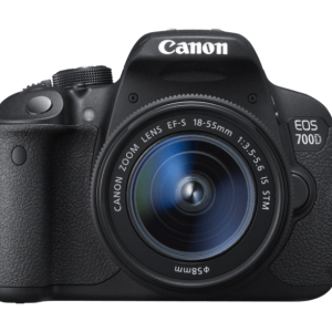 CANON EOS 700D Systemkamera + EF-S 18-55 3.5-5.6 IS STM